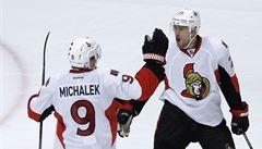 Michálek pomohl Ottawě k bodu, New Jersey opět neskórovalo