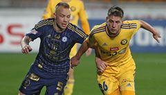 Jihlava a Brno lehce postoupily do čtvrtfinále fotbalového poháru