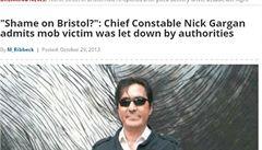 V Británii upálili nevinného muže. Považovali ho za pedofila