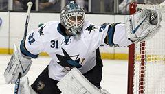 Havlát odehrál v NHL zápas po půl roce, Sharks však prohráli