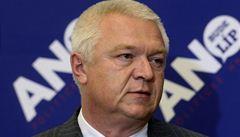 ČSSD a ANO se dohodly na majetkových přiznáních, řekl z jednání Faltýnek