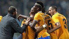 Juventus i Neapol vyhrály a stíhají v italské lize suverénní AS Řím