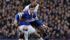 Tottenham se na druhé místo neposunul, s Evertonem remizoval 0:0