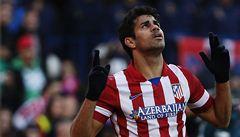 Atlético zdolalo Bilbao 2:0 a dál stíhá ve španělské lize Barcelonu