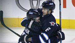 Frolík režíroval gólem a asistencí úspěšný obrat Winnipegu Jets