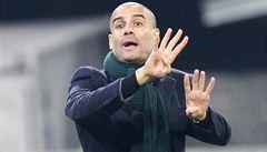Můj nejtěžší zápas proti Plzni, ocenil domácí výkon soupeře Guardiola