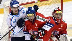 Hokejisté vedli nad Finskem 2:0. Přesto nakonec prohráli i druhý zápas