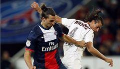 Skvělý Ibrahimovic poslal PSG hattrickem pět bodů před Monako