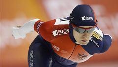 Sáblíková byla na SP v Calgary třetí na 1500 m v českém rekordu