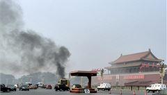 Čína popravila osm lidí za loňský atentát v Pekingu