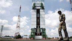 Indie zahájila misi na Mars. K rudé planetě vyslala robotickou sondu
