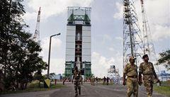 Indická sonda se vydala k Marsu. Dorazí za deset měsíců