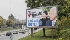 Netušil jsem, že budu na billboardech, řekl Klaus. Za neúspěch pravice prý může Mach