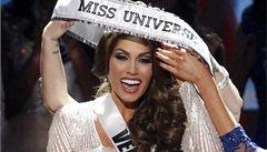 Novou Miss Universe se stala Gabriela Islerová z Venezuely
