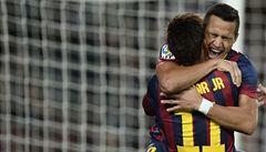 Barcelonské derby vyhrál favorit, stačil mu jediný gól