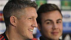 Schweinsteiger: Horváth je podobný Matthäusovi. Ale ne postavou