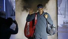 Nedotknutelný Federer. Poražený, podrážděný, ale stále milovaný