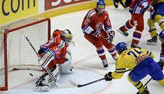 Debakl 0:6. Češi vstoupili na turnaj Karjala porážkou se Švédy