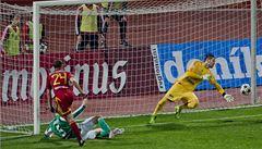Malé pražské derby bez vítěze: Dukla hrála s Bohemians 1:1