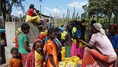 Voda pro Afriku. Člověk v tísni vytváří v Etiopii vodní zdroje