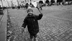 Děti revoluce: Máme svobodu, ale to nám nestačí