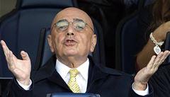Ředitel AC Milán nevychází s dcerou Berlusconiho. Galliani končí