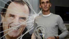 Cyklista Kreuziger obdržel po výtečné sezoně Cenu Roberta Bakaláře