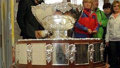 Přehled vítězů Davis Cupu: Česko dotáhlo Německo