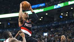 Skvělí basketbalisté Portlandu zvítězili v NBA už pošesté za sebou