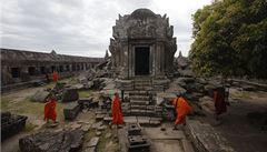 Sporné území chrámu patří Kambodži, rozhodl soud. Thajsko musí pryč