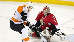 Voráček dal v NHL dva góly Philadelphie, byl vyhlášen hvězdou zápasu