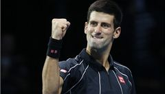 Djokovič ovládl Turnaj mistrů, ve finále porazil Nadala 2:0