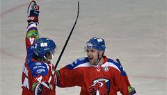 Třetí výhra v řadě. Lev udolal díky Oystrickovi Chanty-Mansijsk