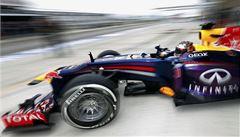 Vettel s Webberem ovládli kvalifikaci na Velkou cenu USA
