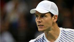 Skončí Berdych v Davis Cupu? Před Čechy stojí výzva - hattrick