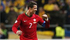 Ronaldo hattrickem vystřelil MS, historický obrat předvedla Francie