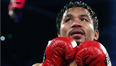 Boxer Pacquiao je zpět, vítězství věnoval zničeným Filipínám