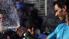 Tenista Nadal je podle Španělů nejlepším sportovcem v historii země
