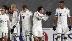 Bayern porazil v Moskvě CSKA 3:1 a překonal rekord Barcelony
