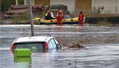Minimálně jednu oběť na životě si vyžádaly další záplavy v Itálii. Nejhůře je na tom sever, dále pak Benátsko