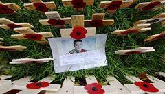 Vrahy britského vojáka čeká doživotí. U soudu se prali s ochrankou