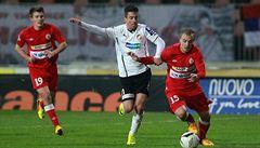 Vrba dovedl Plzeň k vítězství v Brně. Teď ji čeká Manchester City