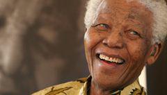 Zemřel Nelson Mandela, symbol boje proti apartheidu
