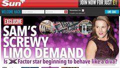 On-line verze bulváru The Sun má přes 100 tisíc předplatitelů