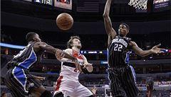 Wizards v NBA zvítězili, bodoval i Veselý