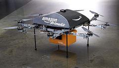 Zapomeňte na poštu. Zásilku z e-shopu vám doručí bezpilotní vrtulník