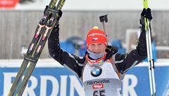 Další český biatlonový úspěch. Vítková v Hochfilzenu skončila druhá