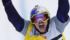 Snowboardcrossařka Samková se po zranění vrátila sedmým místem