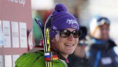 Höflová-Rieschová vyhrála v Lake Louise i druhý sjezd a vede SP