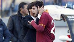 Neporažený AS Řím na pátý pokus v lize vyhrál, zdolal Fiorentinu